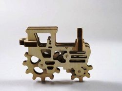 Car Gear For Laser Cut Cnc Free DXF File