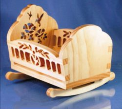 Crib Toys For Babies For Laser Cut Cnc Free CDR Vectors Art