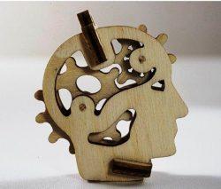 Gear Head For Laser Cut Cnc Free CDR Vectors Art