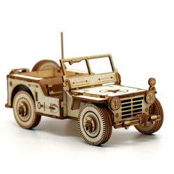 Military Vehicle Car For Laser Cut Cnc Free CDR Vectors Art