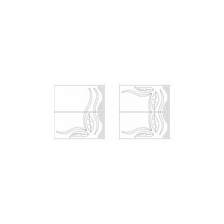 2adet Yatak odasıcizim Art Free DXF File