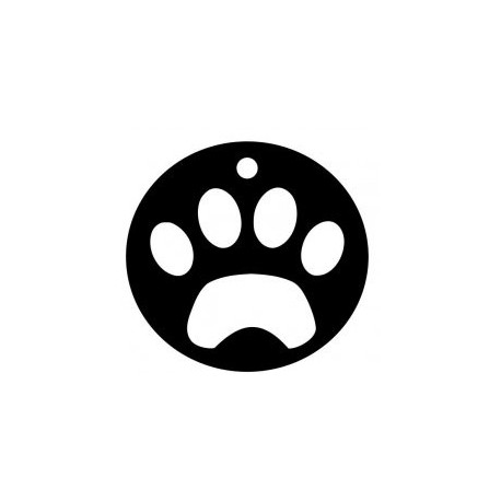 Dog Paw Opener Free DXF File