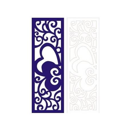 Jali Pattern Design Decor 111 Free DXF File