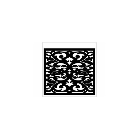 Jali Pattern Design Decor 774 Free DXF File