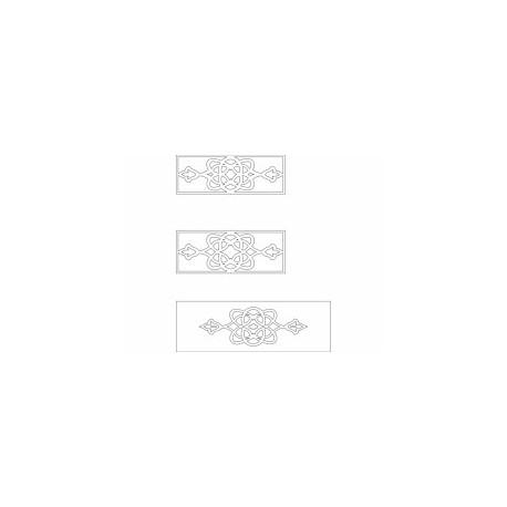 Pattern Design Decor 45 Free DXF File
