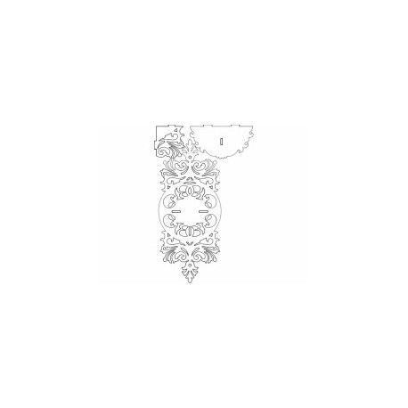 Polochka Gryphan Free DXF File