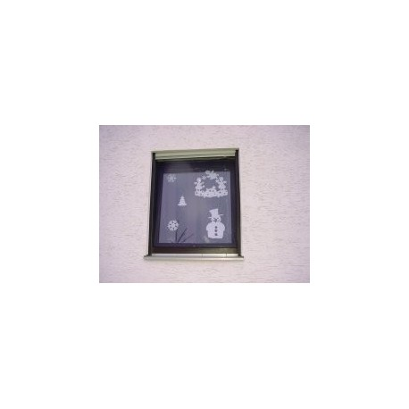 Snegovik Art Free DXF File