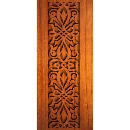 Wood Carving Pattern 555 Free DXF File