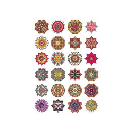 Decorative Elements And Ornaments Set Free CDR Vectors Art