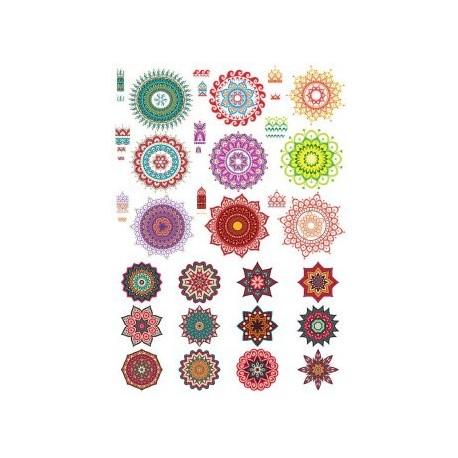 Fancy Ornament 12 Free CDR Vectors Art