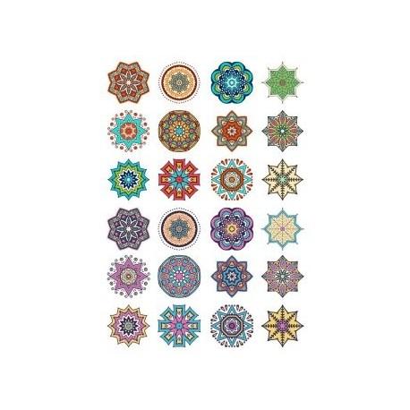 Ornament Set 14 Free CDR Vectors Art