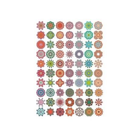 Vector Decorative Mandala Ornament Free CDR Vectors Art