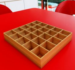 Mold Box Organizer For Laser Cut Free DXF File