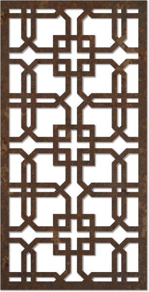 Laser Cut Interior Jali Design Pattern Free DXF File