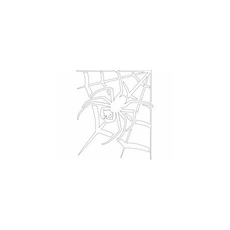 Aranha Na Teia Spider In Web Free DXF File