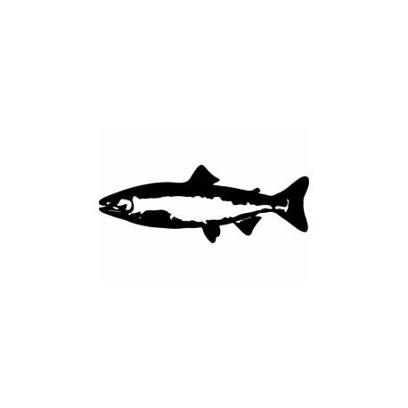 Fish Peixe Free DXF File