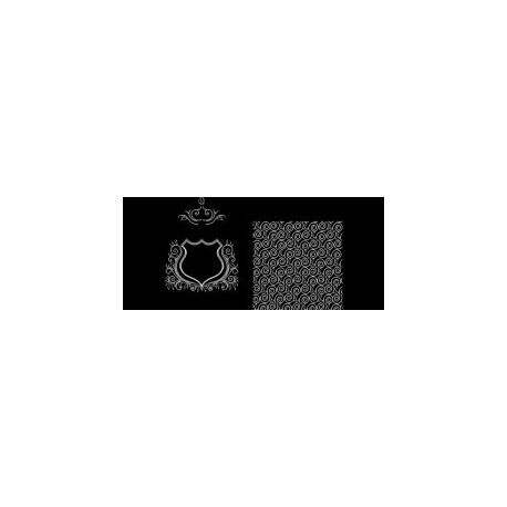 Laser Cut Pattern Design 0005 Free DXF File