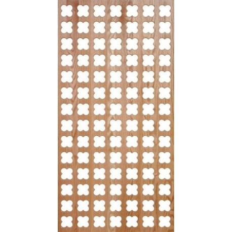 Laser Cut Pattern Unframed Grill 300 v58 Free DXF File