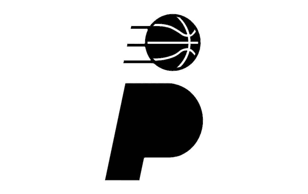 Pacers 3d Ball Free DXF File