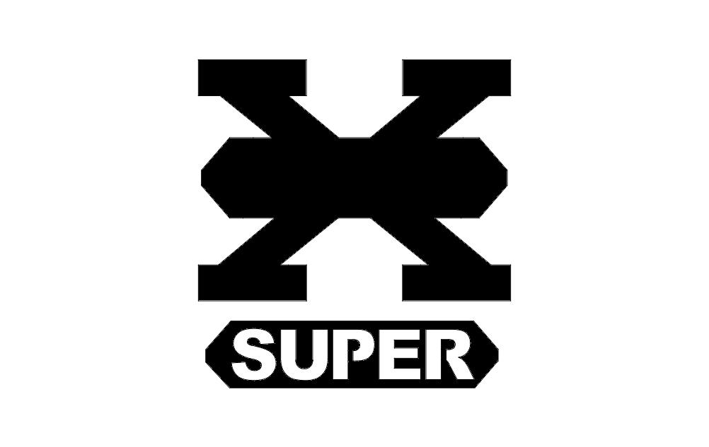 Super X 3d Free DXF File