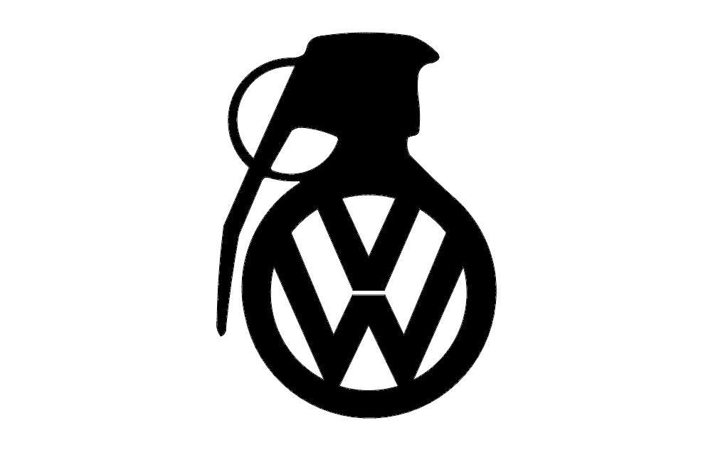 Volkswagen Grenade Free DXF File