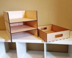Sample Box For Laser Cut Free CDR Vectors Art