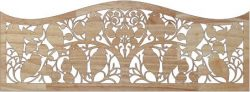 Screen With Birds For Laser Cut Cnc Free CDR Vectors Art