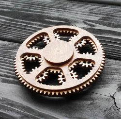Planetary Gear For Laser Cut Free DXF File