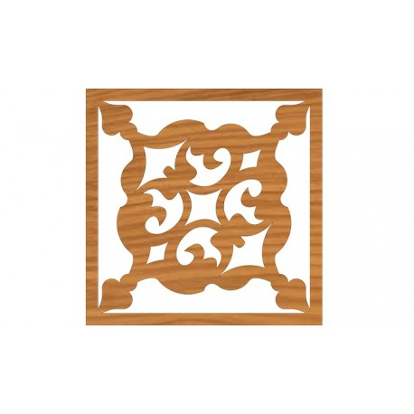 Cnc File For Laser Cutting Pattern Design Free DXF File