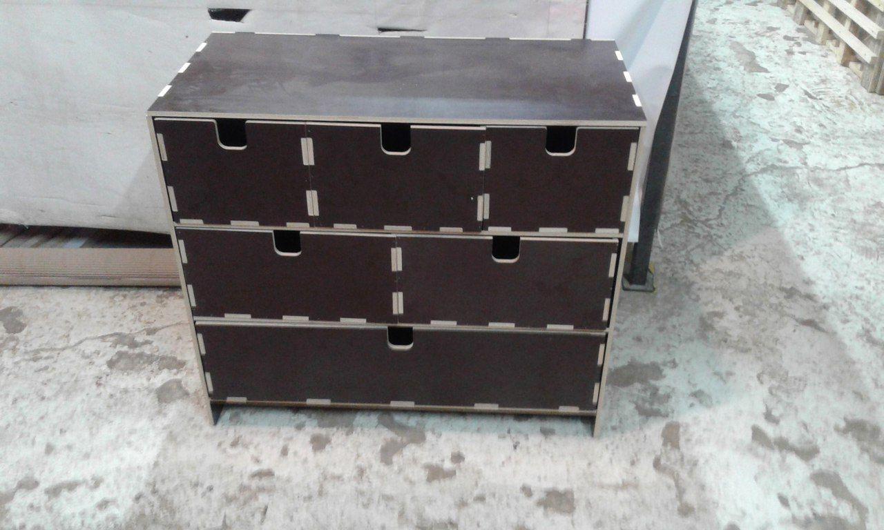 Cnc Laser Cut Wooden Storage Box Free DXF File