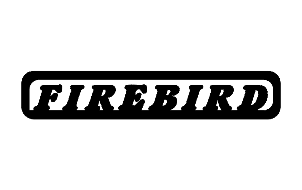 Firebird Word Free DXF File
