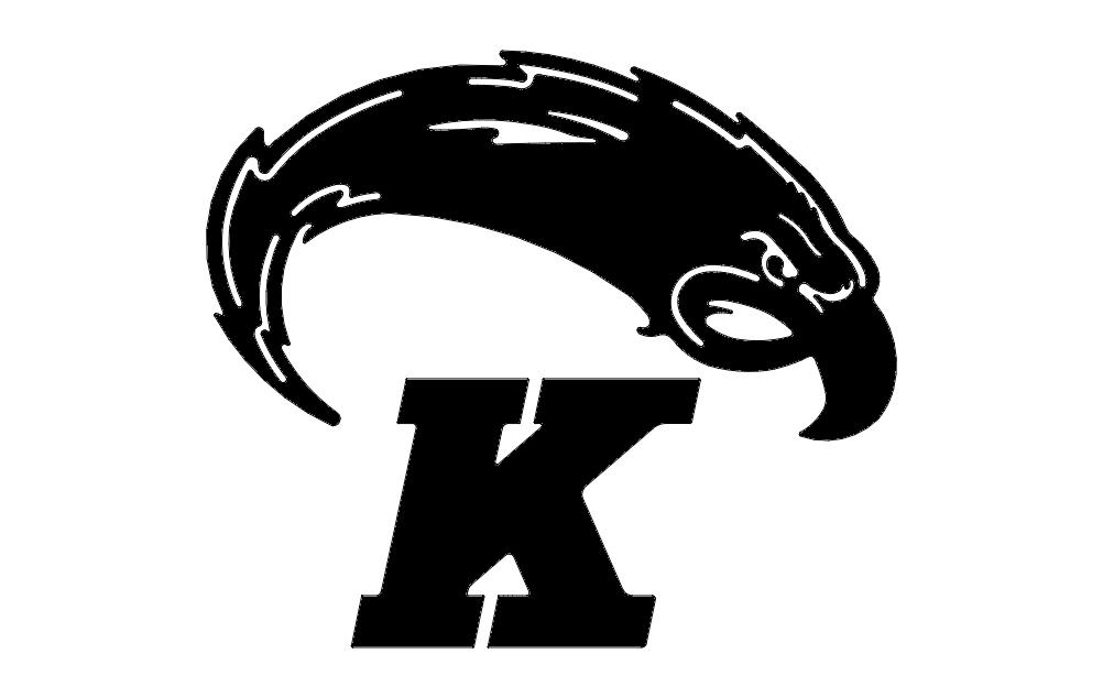 Kenton State 3d Free DXF File