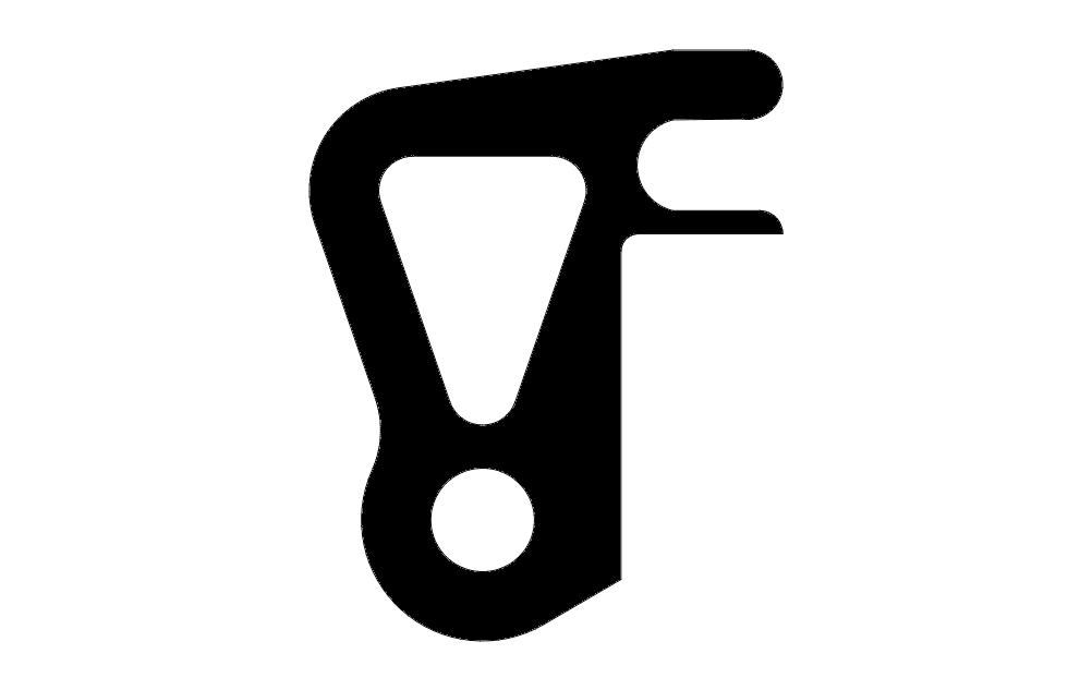 Towhook Tab Free DXF File