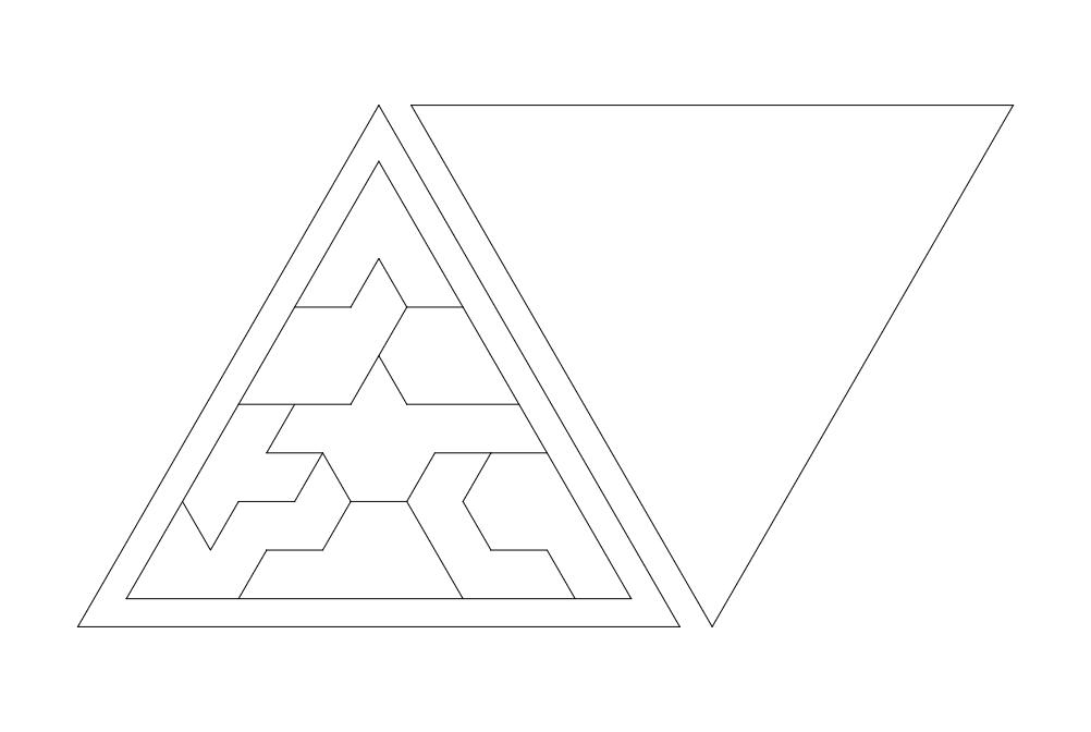 Kesme Art Free DXF File