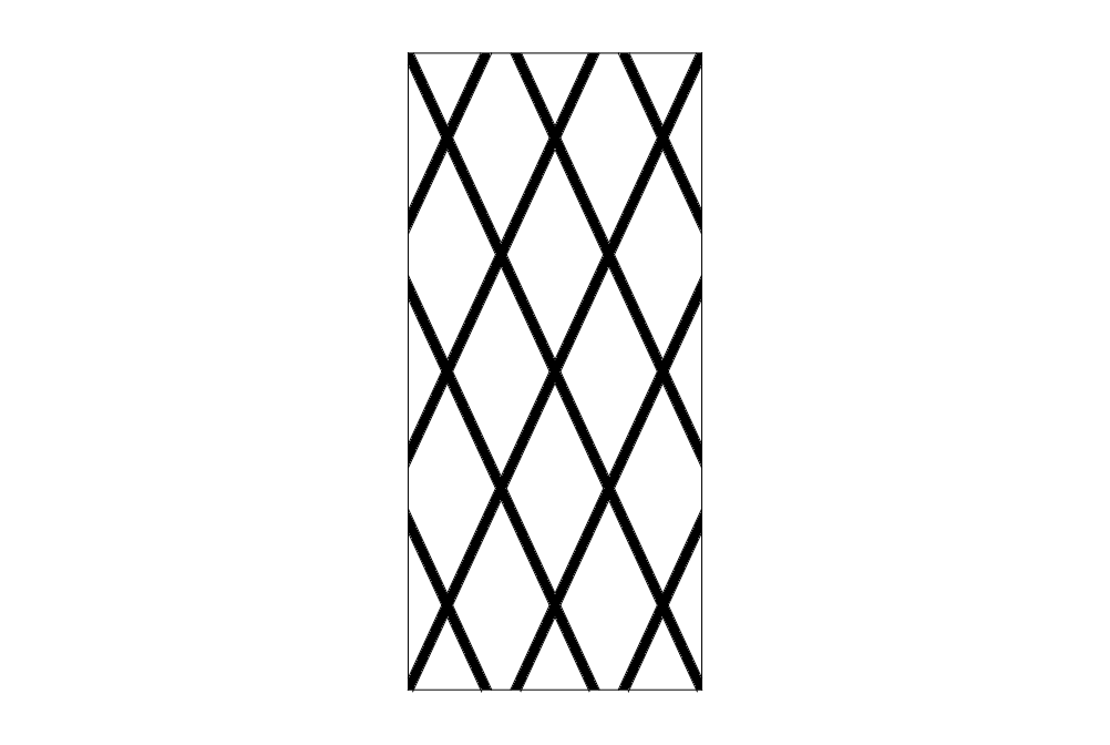 Vedat Kap Grill Design Free DXF File