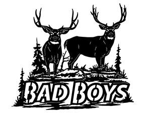 Bad Boys Moose Free DXF File