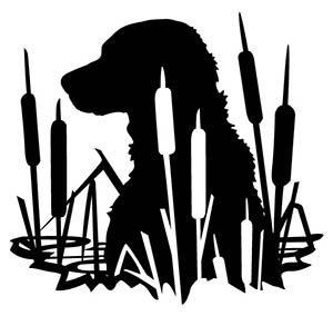 Dog Silhouette Animals 50 Free DXF File