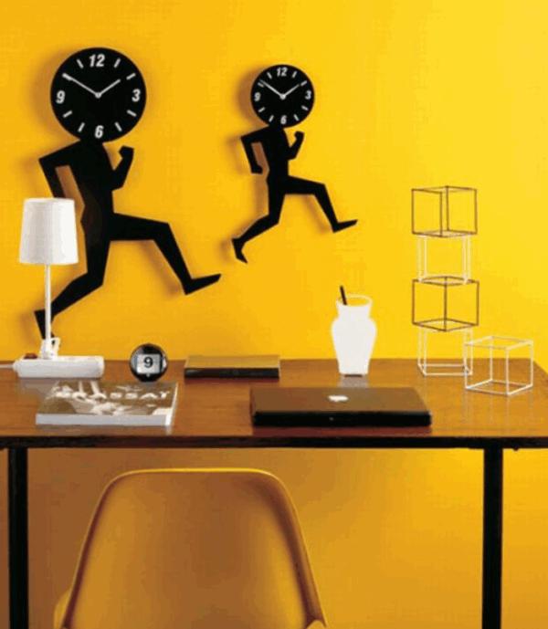 Laser Cut Wall Clocks Download Free DXF File