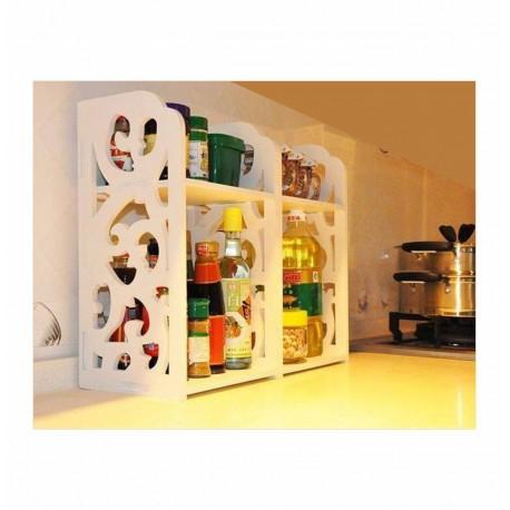Bottle Storage Wooden Shelf Free DXF File