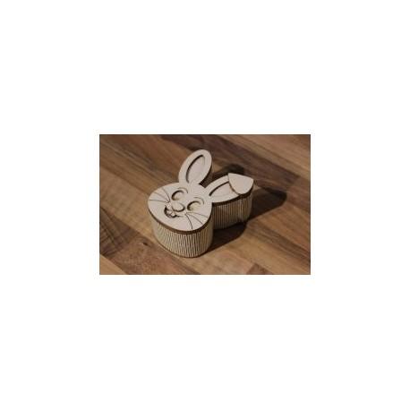 Box Rabbit Free DXF File