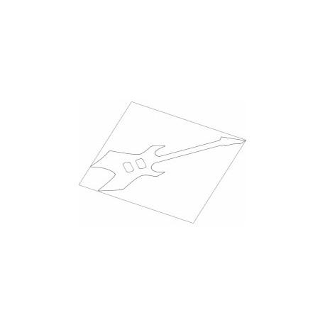 Gitara 2 Free DXF File