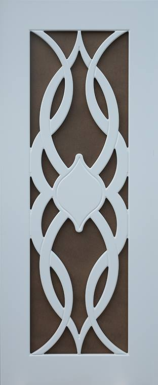 Laser Cutting Wooden Mdf Door Panel Design Free DXF File