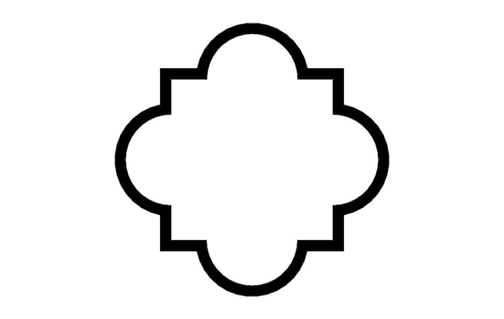 Circle Drawing Free DXF File