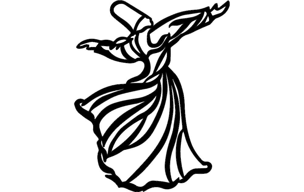 Semazen Sketch Free DXF File