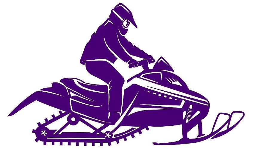 Cnc Laser Cut Design Snowbike Free CDR Vectors Art