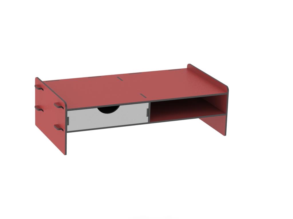 Laser Cut Cnc Project Wooden Table Free CDR Vectors Art