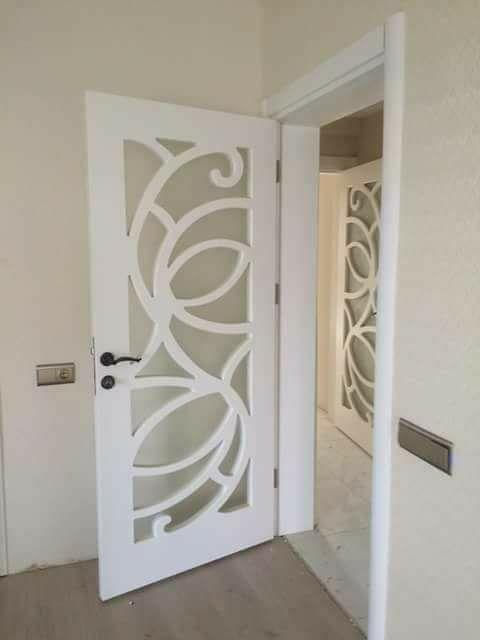 Mdf Door Panel Design s4 Free DXF File