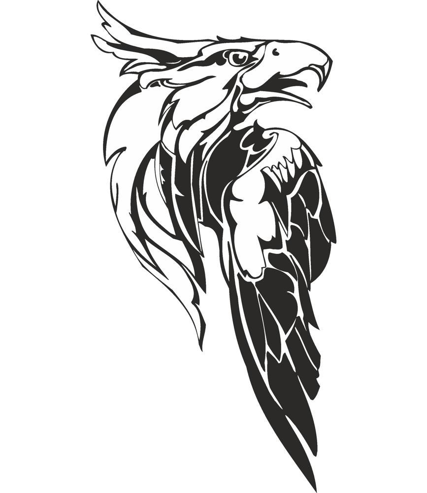 Eagle Predatory Bird Free CDR Vectors Art
