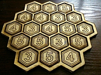 Breach Base Plate And Tiles Laser Cut Design Template Free DXF File