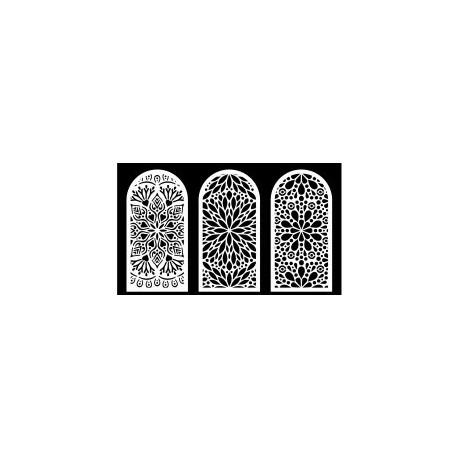 Cool Decorative Screens Panels Laser Cut Free DXF File